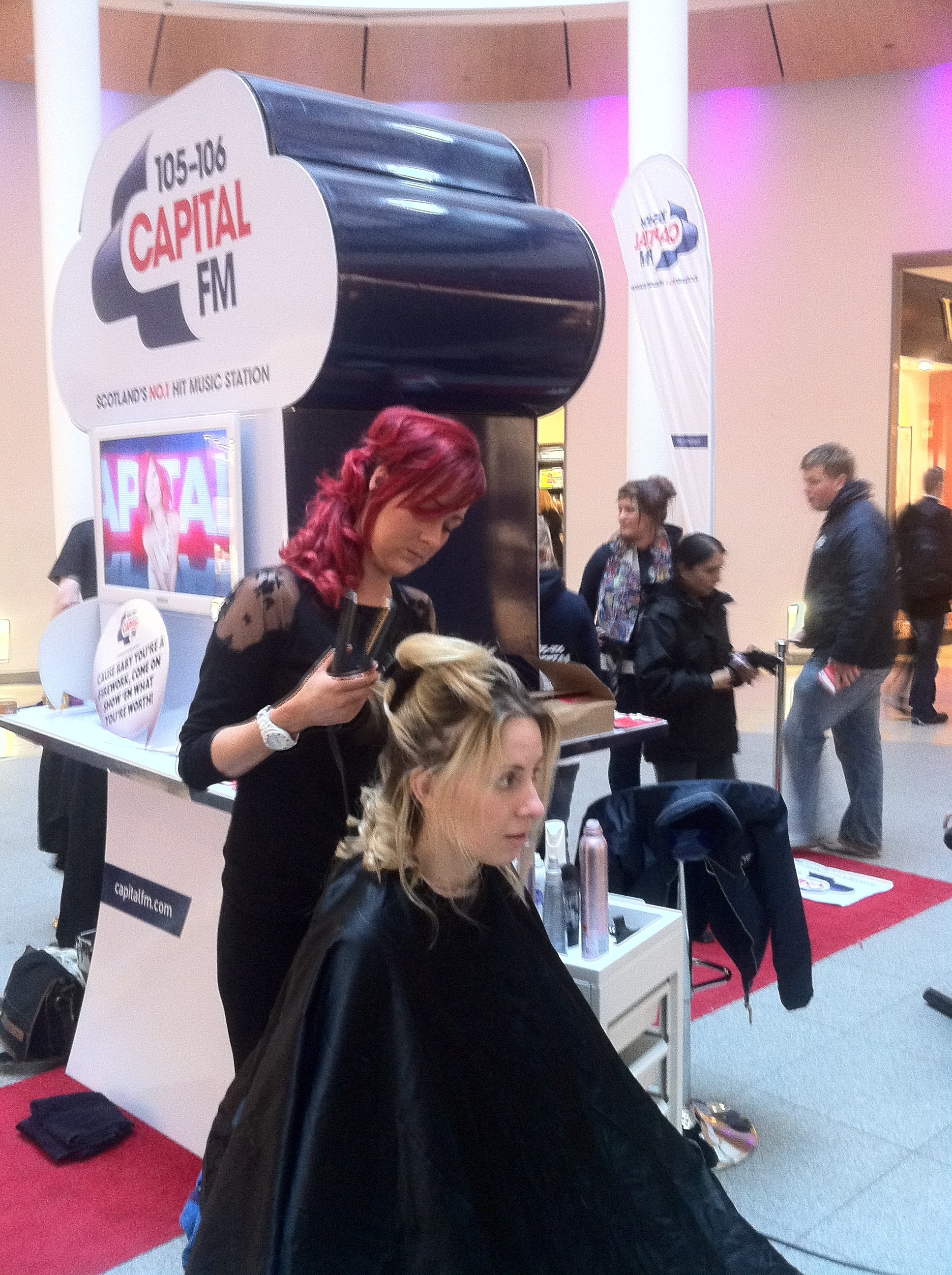 Free Hairdressing Courses Glasgow - Fast Track and NVQ